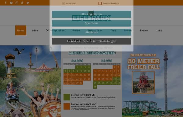 Vorschau von www.eifelpark.com, TerraVentura Hotel Resort Spa