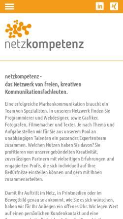 Vorschau der mobilen Webseite www.stoermer.de, Sabine Störmer