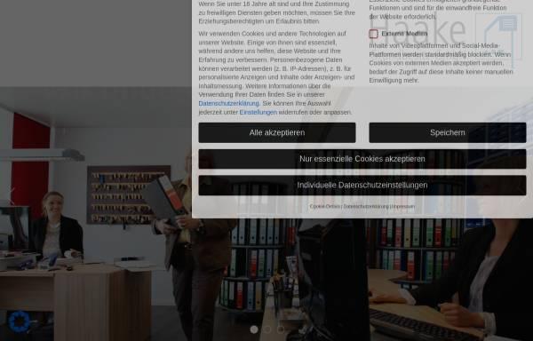 Vorschau von www.haake-immobilien.de, Haake Immobilien & Hausverwaltungen