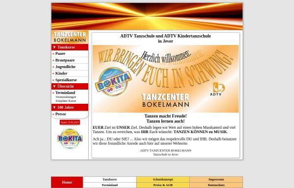 Vorschau von www.tanzschule-bokelmann.de, ADTV Tanzcenter Bokelmann