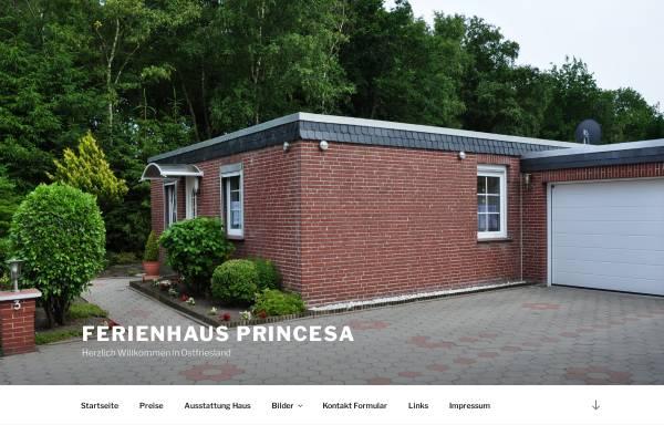 Vorschau von www.princesa10.de, Ferienhaus Princesa