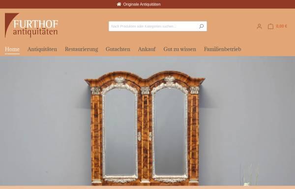 Vorschau von www.furthof-antikmoebel.de, Furthof Antikmöbel GmbH