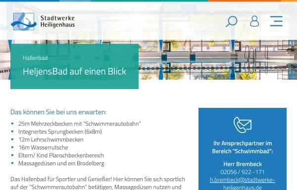 Vorschau von www.stadtwerke-heiligenhaus.de, Heljensbad