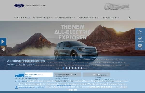 Vorschau von www.wagner-hornbach.de, Autohaus Wagner GmbH