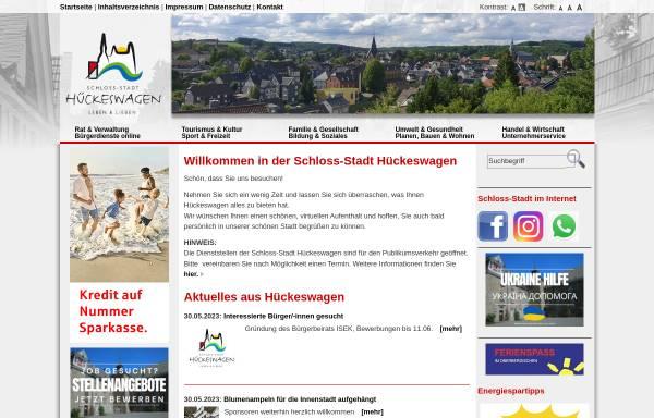 Vorschau von www.hueckeswagen.de, Hückeswagen