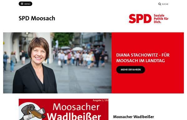 Vorschau von spd-moosach.de, SPD Moosach