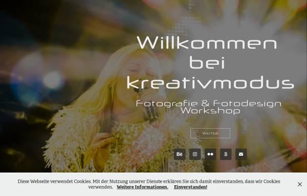 Vorschau von www.kreativmodus.de, Markus Schultz - Fotografie & Fotodesign