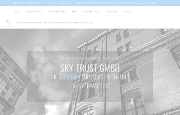Vorschau von www.sky-trust.de, Sky Trust GmbH