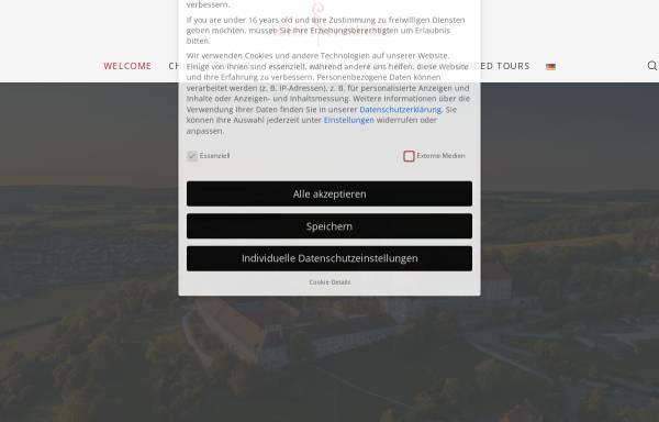 Vorschau von www.abtei-neresheim.de, Kloster Neresheim
