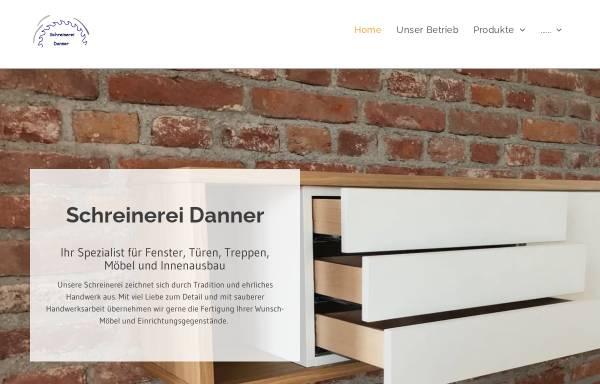 Vorschau von www.schreinerei-danner.de, Schreinerei Danner