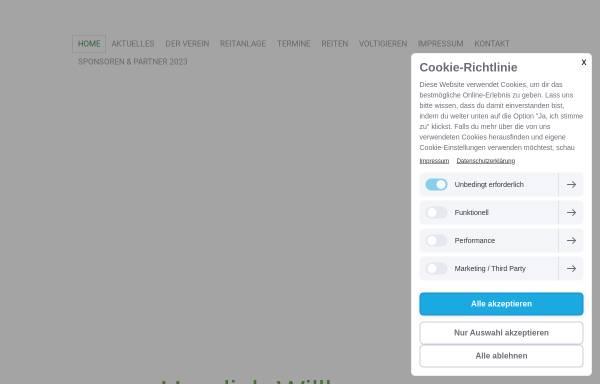 Vorschau von www.zrfv-langenscheid.de, Zucht-, Reit- und Fahrverein Langenscheid