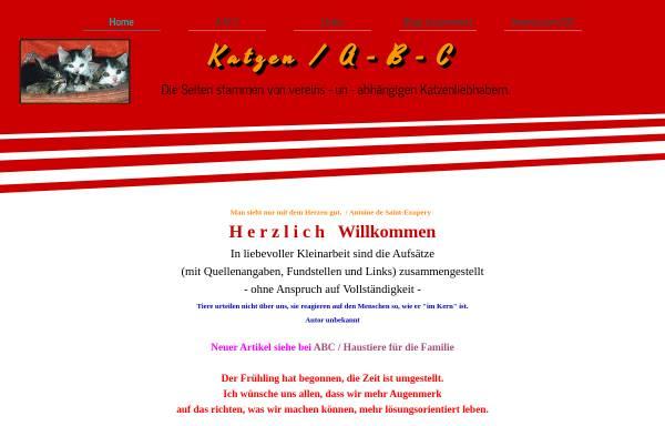 Vorschau von www.tierschutz-lauf.de, Tierschutz Lauf