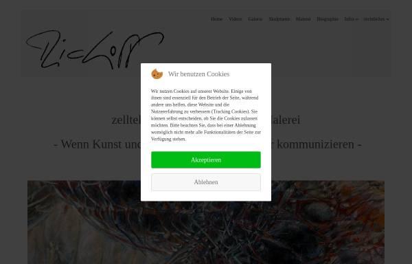 Vorschau von www.ric-hoffmann.de, Hoffmann, Richhard Bildhauer