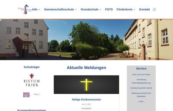Vorschau von www.ngs-lebach.de, NGS Nikolaus Groß Schule