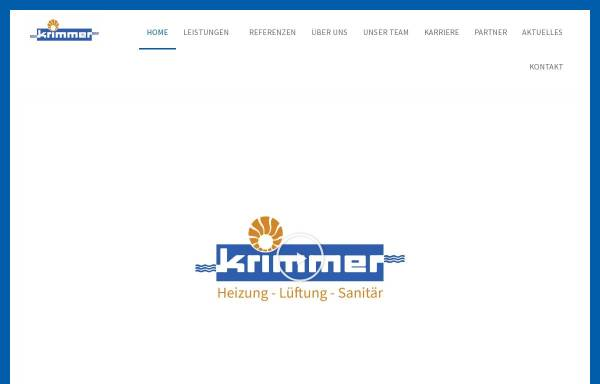 Vorschau von www.krimmer-leutkirch.de, Otto Krimmer OHG