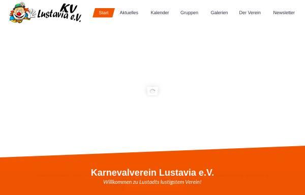 Vorschau von www.lustavia.de, Lustavia e.V.