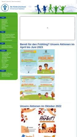 Vorschau der mobilen Webseite www.dksb-radebeul.de, Deutscher Kinderschutzbund Ortsverband Radebeul e.V.