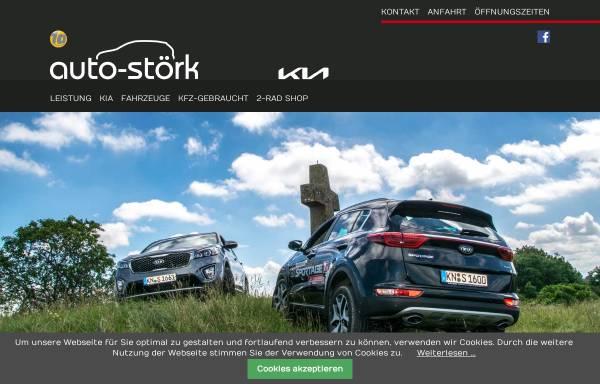 Vorschau von www.auto-stoerk.de, Autohaus Störk