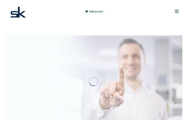 Vorschau von www.sundk.de, S&K Anlagentechnik GmbH