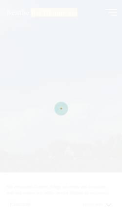 Vorschau der mobilen Webseite benthe.org, Benthe bei Hannover
