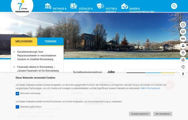 Vorschau von www.ronnenberg.de, Stadt Ronnenberg