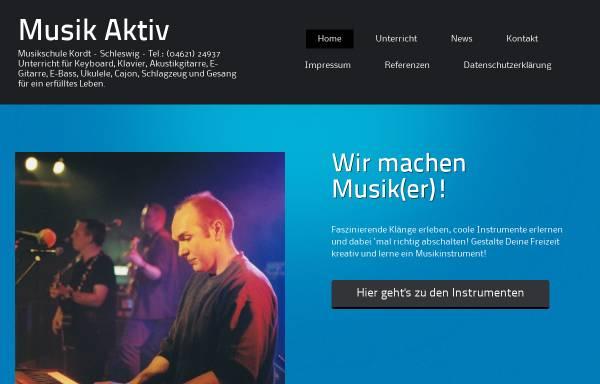 Vorschau von musikschule-kordt.de, Musikschule Kordt