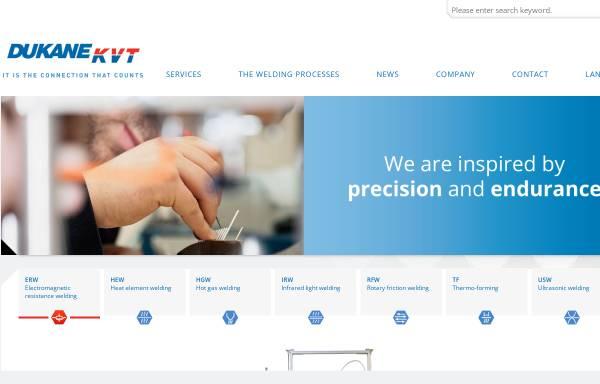 Vorschau von www.kvt-bielefeld.de, KVT Bielefeld GmbH