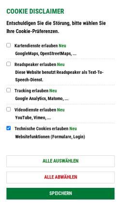 Vorschau der mobilen Webseite www.straelen.de, Stadt Straelen