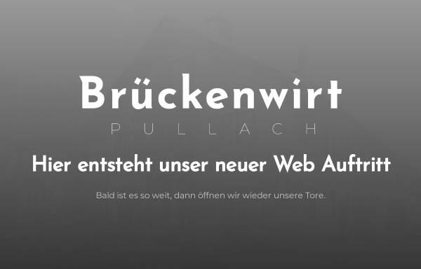 Vorschau von www.brueckenwirt.de, Gasthof Brückenwirt