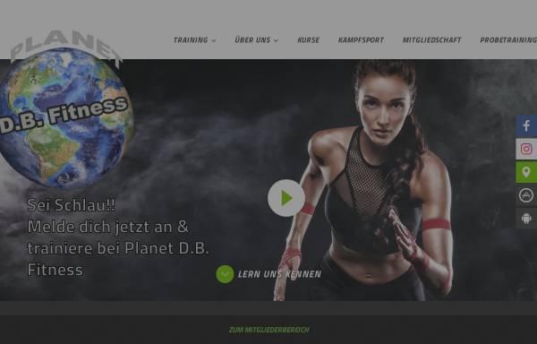 Vorschau von www.fitnesssaarland.de, Sportstudio Fit und Gesund Frank Riemer
