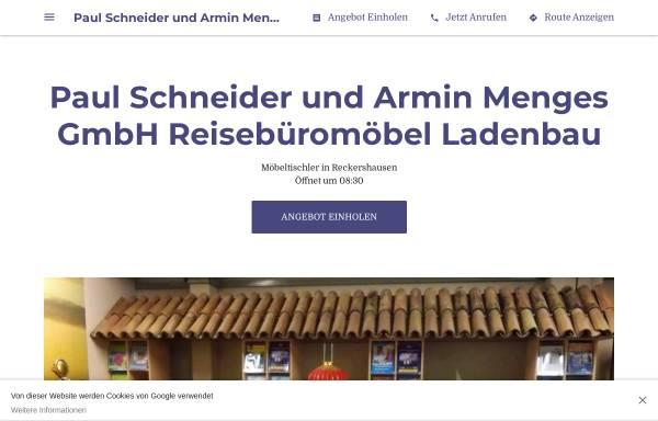 Vorschau von paul-schneider-und-armin-menges-gmbh.business.site, Innenausbau Paul Schneider