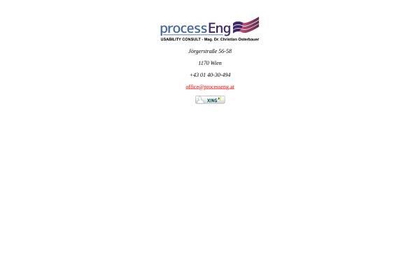 Vorschau von www.processeng.biz, ProcessEng Engineering GmbH