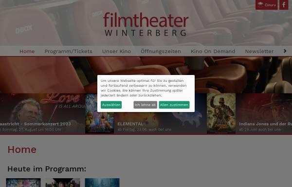 Vorschau von www.filmtheater-winterberg.de, Filmtheater Winterberg