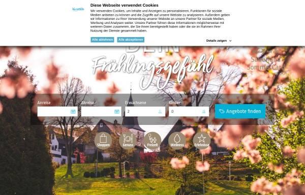 Vorschau von www.winterberg.de, Winterberg