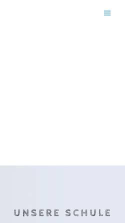 Vorschau der mobilen Webseite grundschule-theisbergstegen.de, Grundschule Theisbergstegen