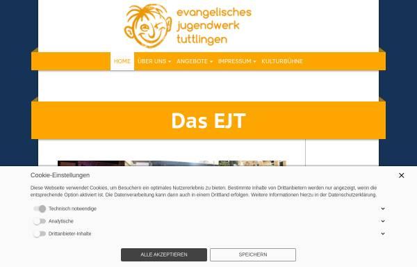 Vorschau von www.ejtut.de, Evangelisches Jugendwerk