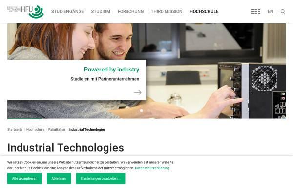 Vorschau von www.hfu-campus-tuttlingen.de, International Business School Tuttlingen