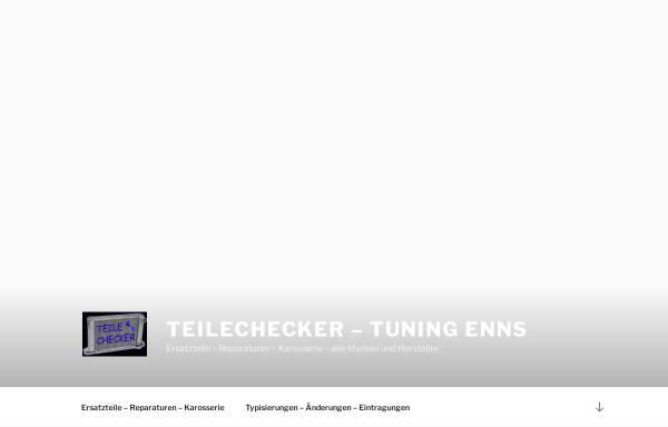 Vorschau von www.tuning-enns.net, Schuhmann Tuning Enns