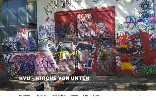 Vorschau von kvu-berlin.de, KvU, Berlin