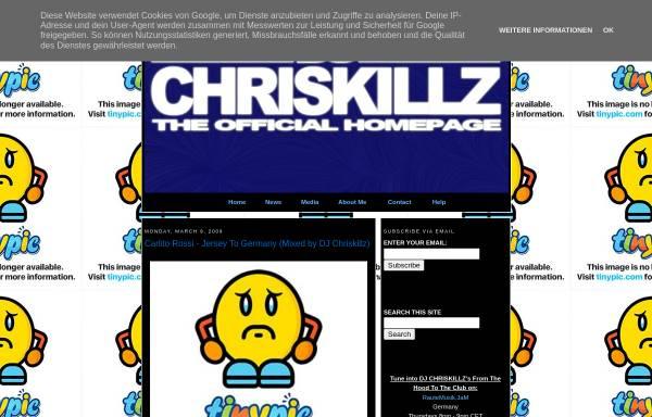 Vorschau von chriskillz.blogspot.com, DJ Chriskillz
