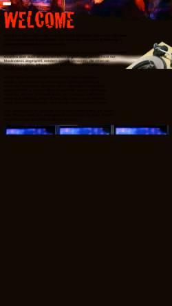 Vorschau der mobilen Webseite www.ratko.com, DJ Ratko