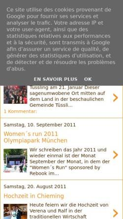 Vorschau der mobilen Webseite dj-toxictwo.blogspot.com, DJ ToxicTwo Blog