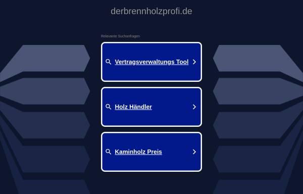 Vorschau von www.derbrennholzprofi.de, Der Brennholzprofi, Inh. Christian Fleischmann
