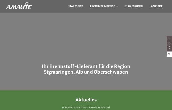 Vorschau von www.holz-gbr.de, Holz GbR Sigmaringendorf