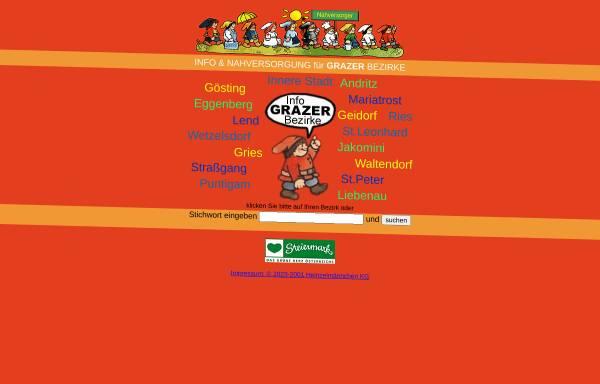 Vorschau von www.heinzelmaennchen.at, Heinzelmaennchen