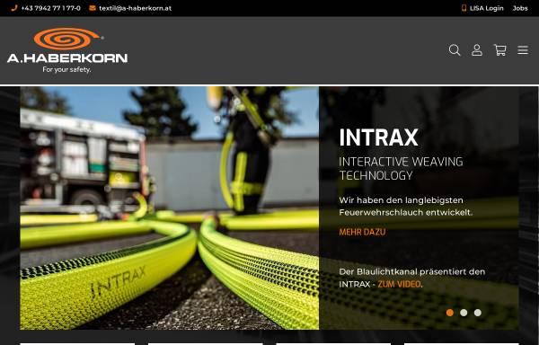 Vorschau von www.a-haberkorn.at, A. Haberkorn & Co. GmbH, Großhandel