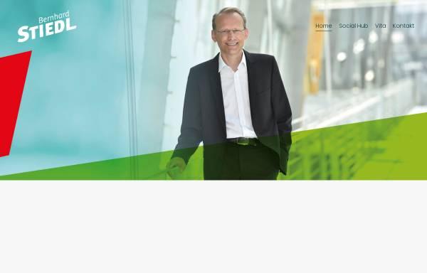 Vorschau von www.bernhard-stiedl.de, Streikbeginn - Informationsportal für Arbeitnehmerinnen und Arbeitnehmer