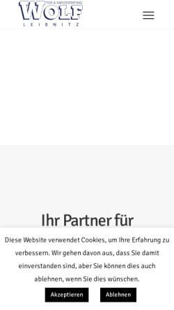 Wolf Karosseriebau Zaun Und Torsysteme Leibnitz Stadte Und