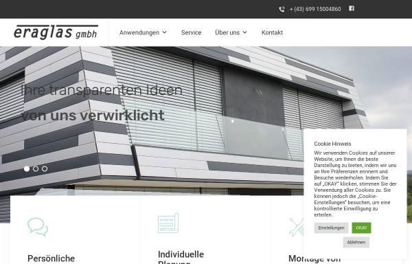 Vorschau von www.eraglas.at, era-glas Glasbau