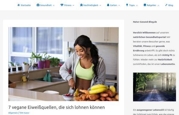 Vorschau von www.natur-und-natuerlichkeit.de, Natur und Natürlichkeit